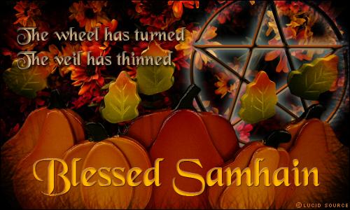 Halloween – Veil lifts tonight between our worlds