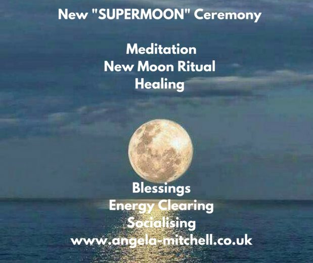 "June's New ""Super"" Moon in Cancer – A Gift for the Heart"