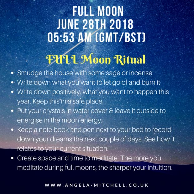 Strawberry Full Moon – Past Hurt comes up to the Surface