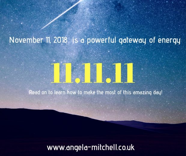 November – Master Number Month of Insights & High Energy