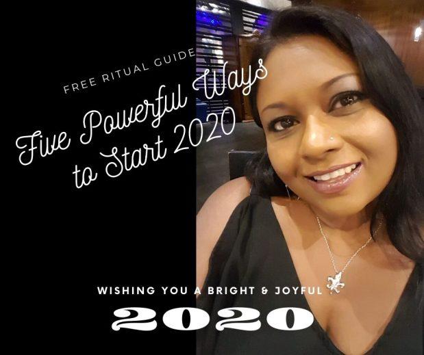Five Powerful Ways to Start 2020