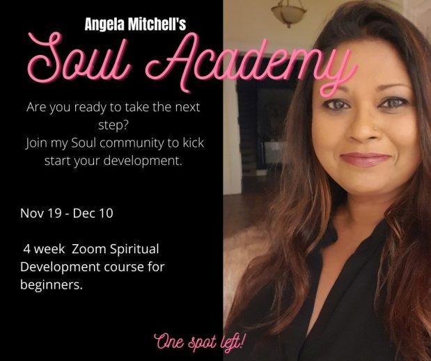 4 Week Spiritual Development Course
