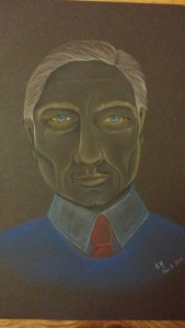Mr Blue Eyes